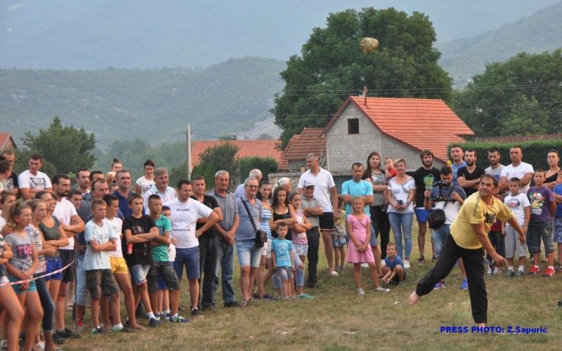Župske seoske igre 2017