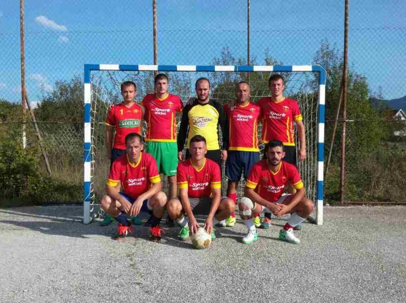 Fudbalski turnir - Župa 2017