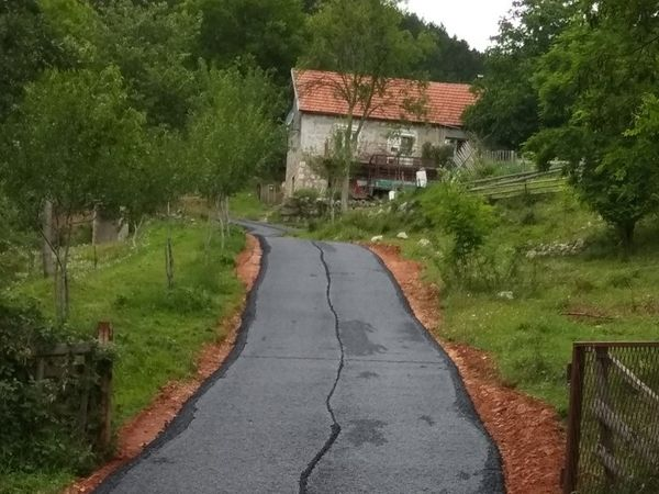 Počinje dogovoreno asfaltiranje za 2018.
