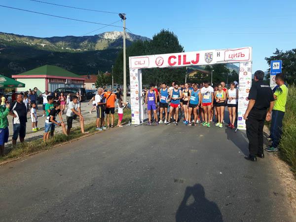 Učesnici trku u Župi napravili međunarodnom