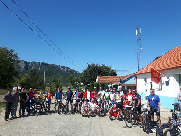 Biciklisti učešćem promovisali Župu