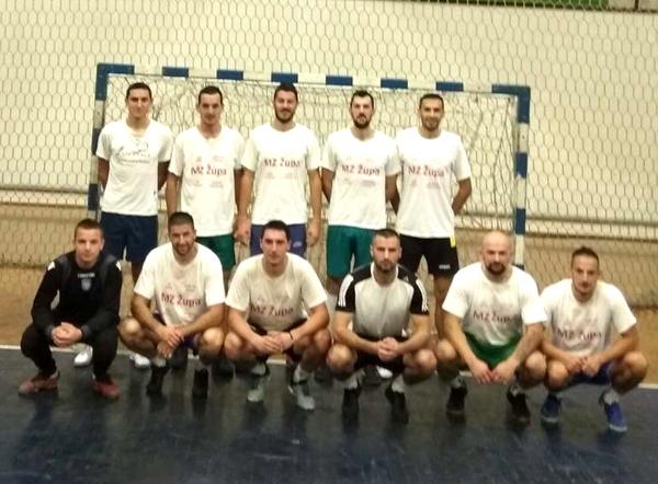 Pobjeda ekipe Župa