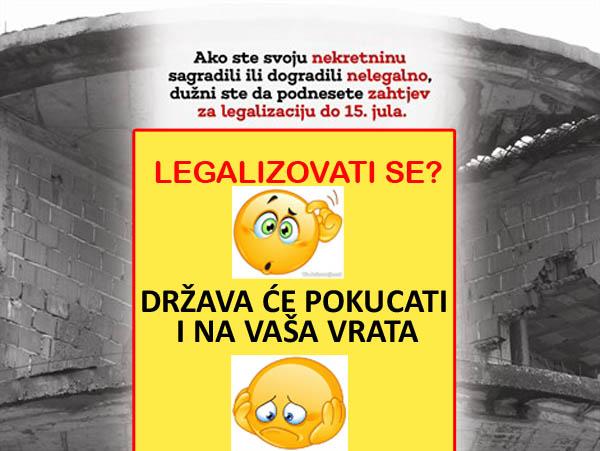 Župske muke sa legalizacijom?