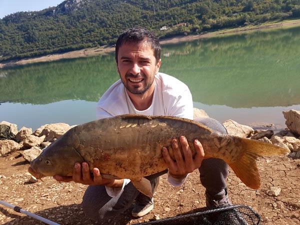 Na Liverovićkom jezeru uskoro i evropski ribolovci
