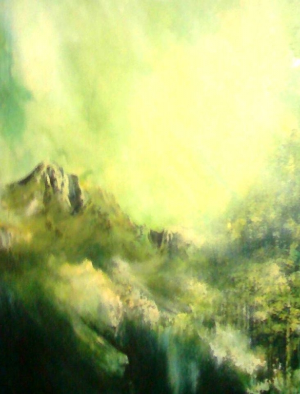 Župski slikar Milo Jakovljevic
