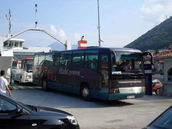 Župa bez autobuskog saobraćaja