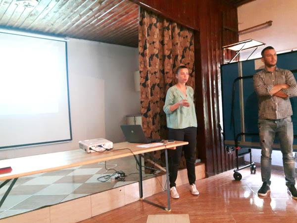 Održano predavanje o pisanju projekata