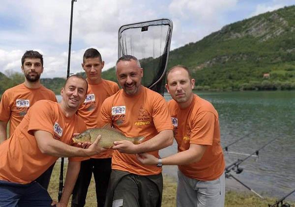 Prvi Carp Team ''Dnevni Centar Nikšić''