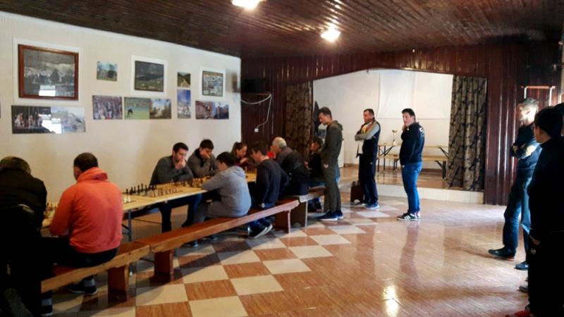 Šahovsko prvenstvo Župe