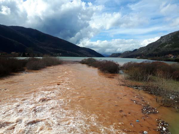 Podaci o zagađenju voda Župe tajni za javnost